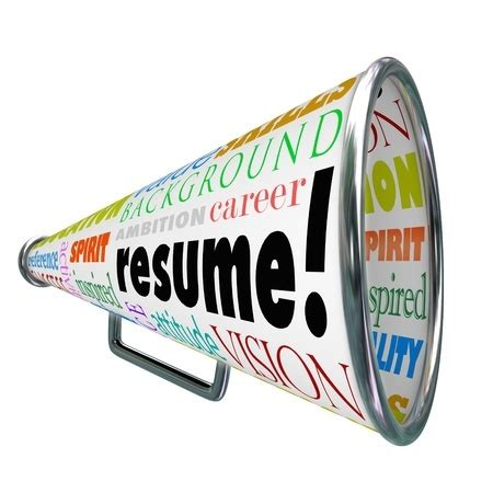 Sample resume for advertising job